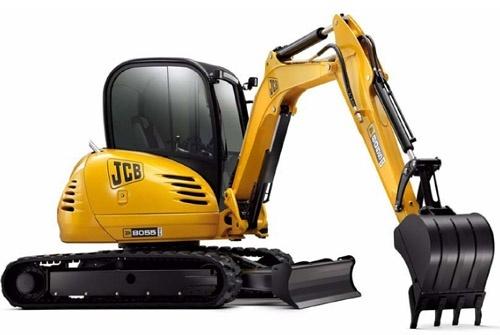 JCB 8080 Midi Excavator Service Repair Manual Download