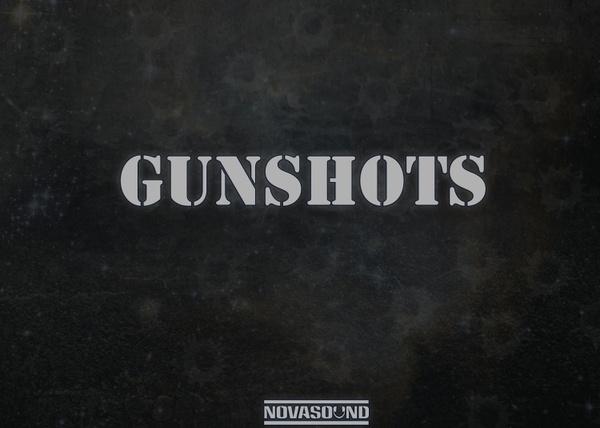 GunShots FX - Sound Kit - Music Production