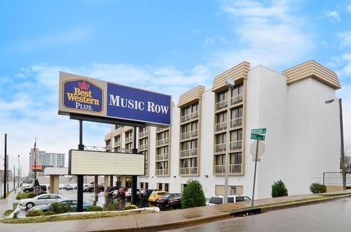 Daily Transient Parking - Best Western Plus Music Row, Nashville, TN