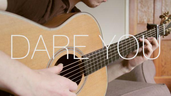Dare You Guitar Tab
