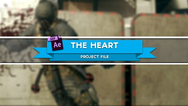 """""""The Heart - Project File"""