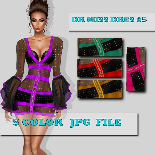 DR MISS DRESS 05