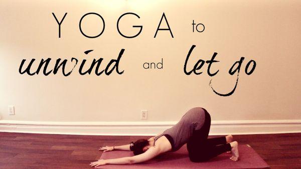 15 Minute Yoga Class to Unwind
