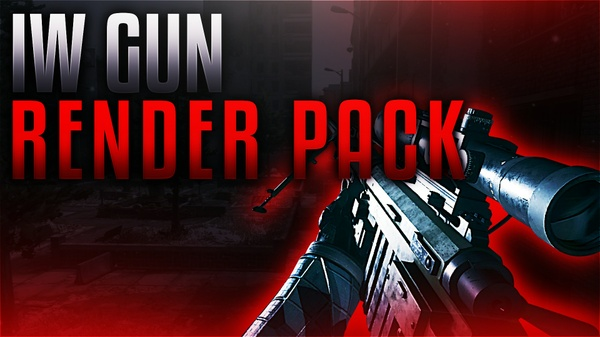 IW Sniper Render Pack