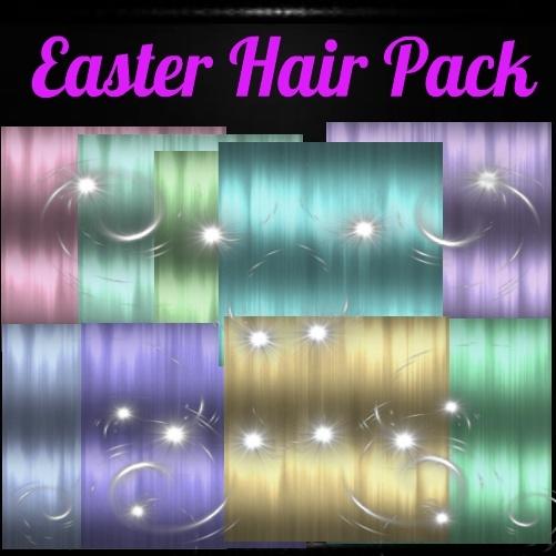 Easter Hair Pack
