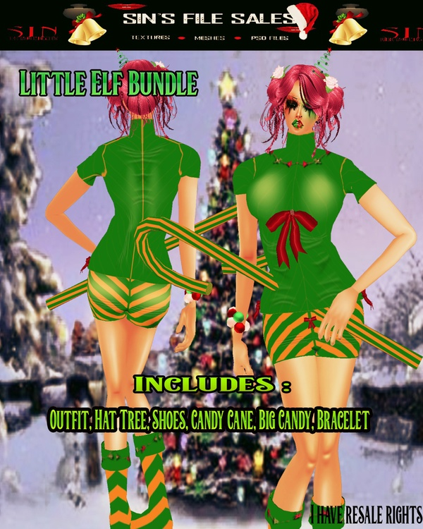 Little Elf Bundle