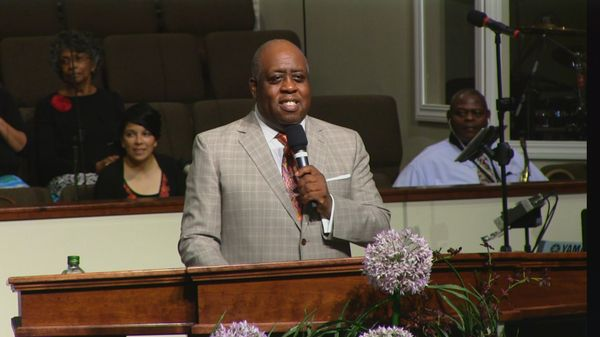 "Pastor Sam Emory 06-28-15am "" The Virtue of Your Testimony""  MP4"