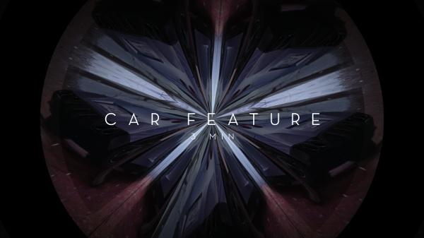 #Car Feature  (3 min)