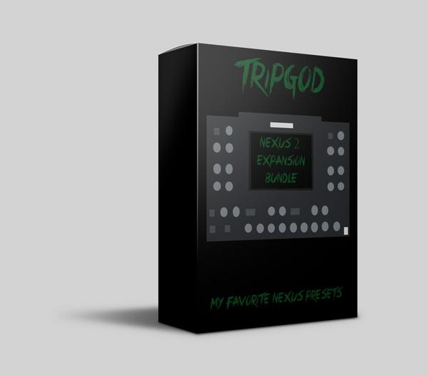 TRIPGOD - SUPER NEXUS (PRESET BUNDLE)
