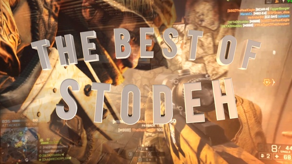 The Best Of Stodeh Project File (Adobe After Effects CC 2015.3, Includes CC)