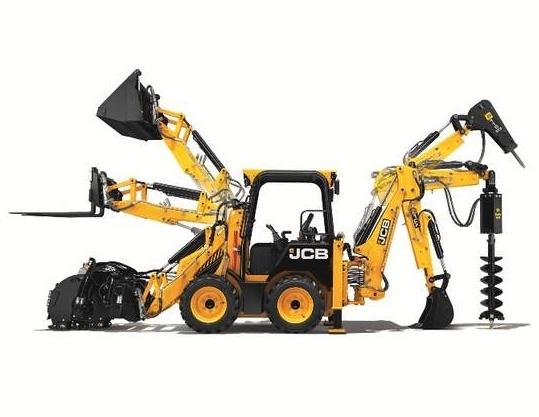 JCB Attachments Service Repair Workshop Manual DOWNLOAD