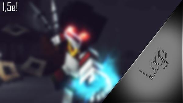 Minecraft 4D Logo