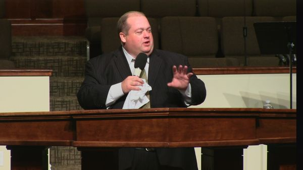 "Rev. Ron Wright 2-25-15pm "" The High Things Must Come Down"" MP4"