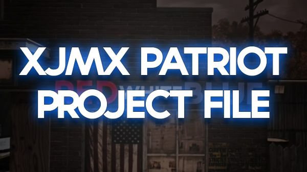 Introducing xJMx Patriot Project File