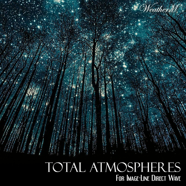 Total Atmospheres - Atmospheres & Soundscapes pack