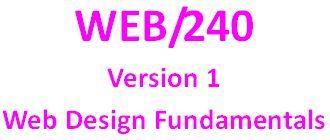 Web 240 Week 5 Learning Team - Website Evaluation Paper