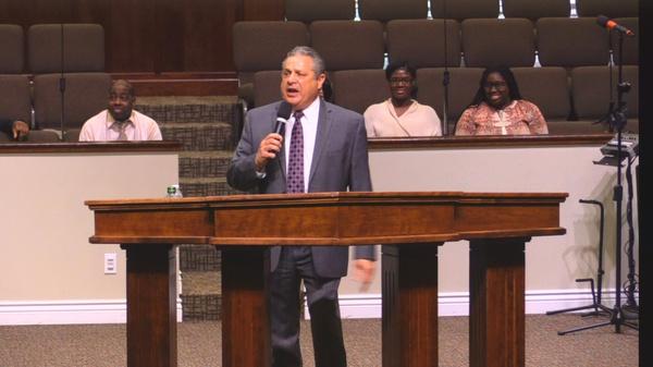 """Rev. Dean Domingues 01-21-18pm """" It's About The Faith """" MP4"""