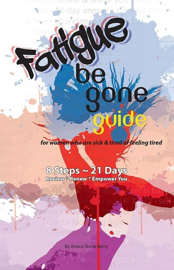 Fatigue Be Gone Guide & Log Bundle