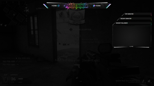 Spectrum Overlay PSD