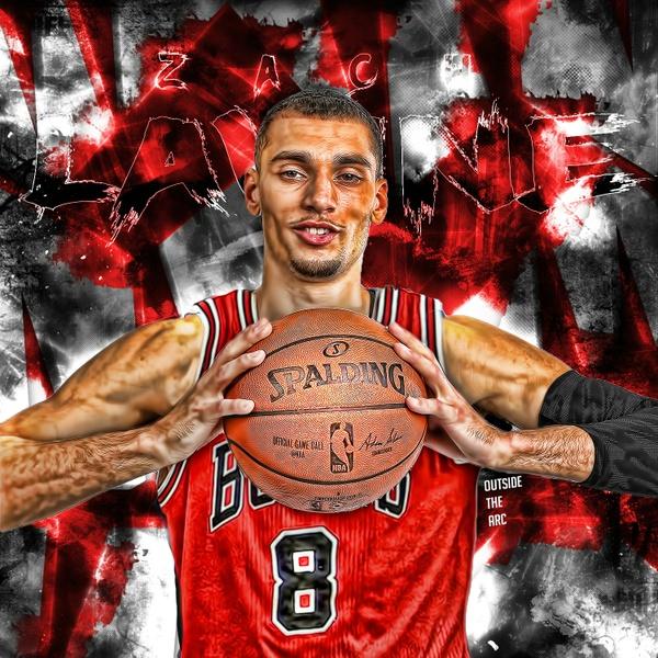 Zach Lavine to Bulls PSD