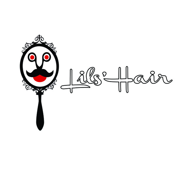 Barbershop Logo Retrostyle