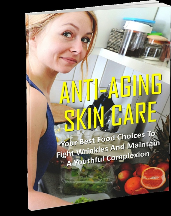 Anti Aging Skin Care Foods