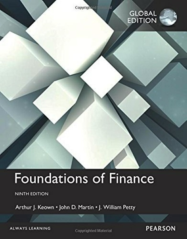 Foundations of finance, 9th edition ( global edition)  ( PDF, Instant download )
