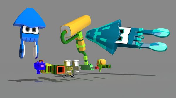 Splatoon Pack