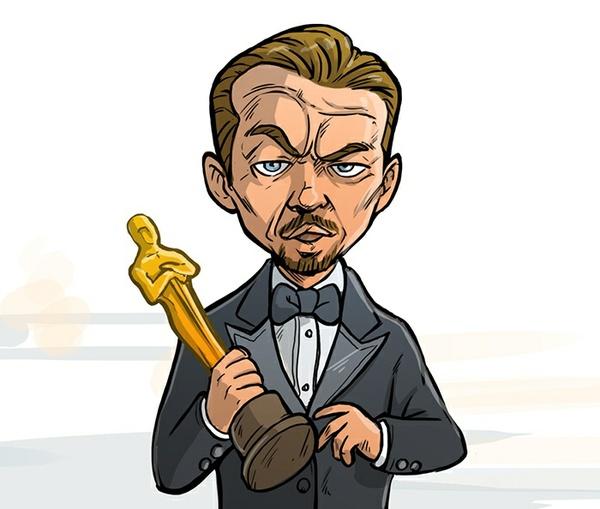 Vignette Speciale Di Caprio (Boban Pesov)