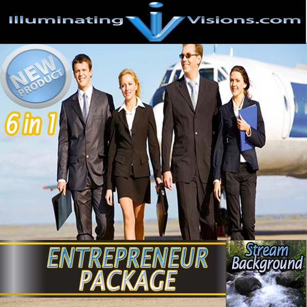 Entrepreneur Package Subliminal Empowering MP3
