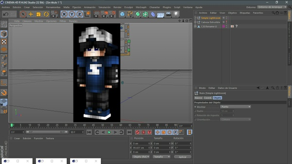 Skin Extrude  =SmoxxDesigns=