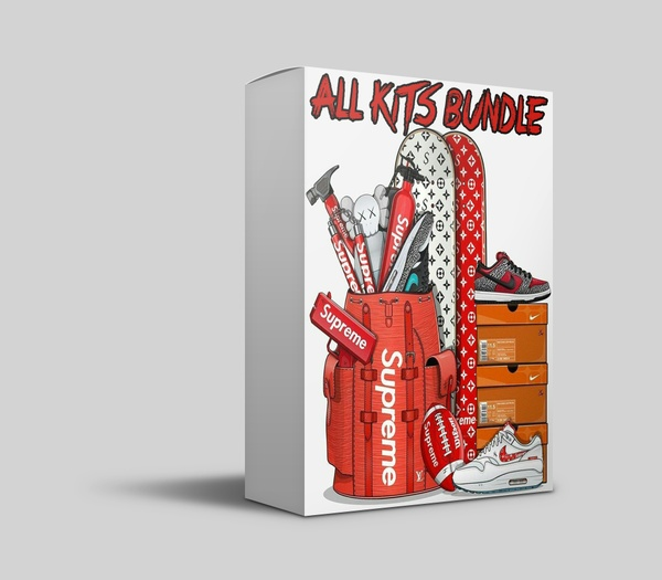 TRIPGOD - ALL KITs BUNDLE