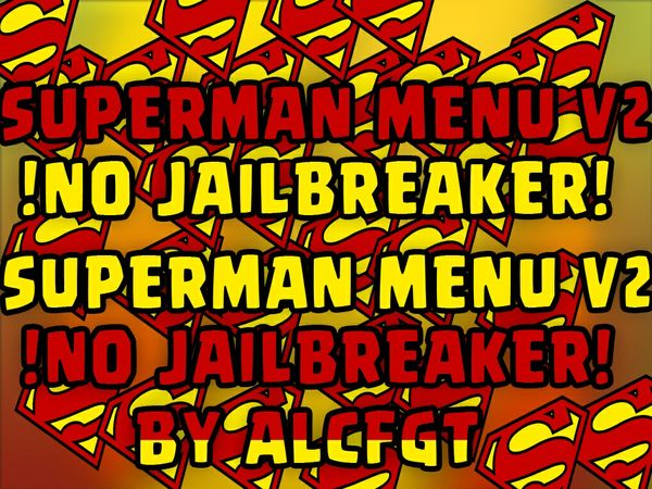 BO2 Superman Menu V2 No jailbreak