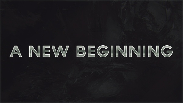 A New Beginning Project File