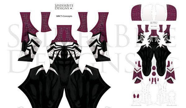 Gwen custom design (male)