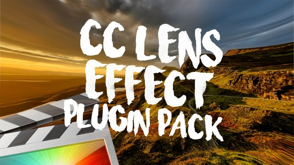CC Lens Effects Pack - Final Cut Pro X