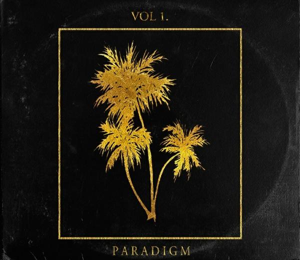 TIGGI - PARADIGM VOL 1. DRUMKIT