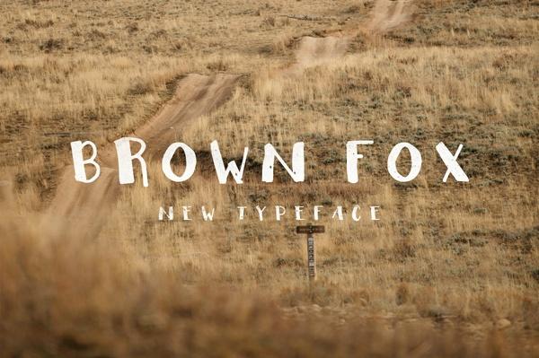 Brown Fox Script