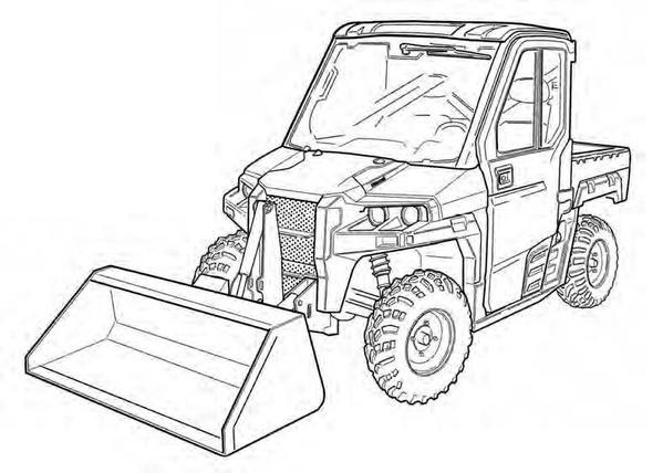 Bobcat 3650 Utility Vehicle Service Repair Manual Download(S/N:AJNT11001 & Above ...)