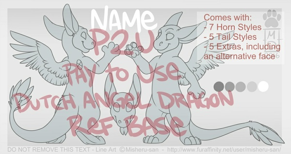 Dutch Angel Dragon Ref Base