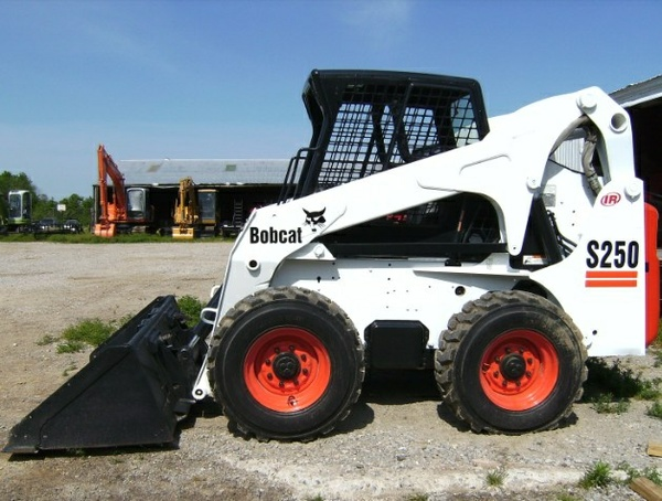 Bobcat S250 Turbo, S300 Turbo Skid - Steer Loader Service Repair Manual (S/N 526011001 & Above... )