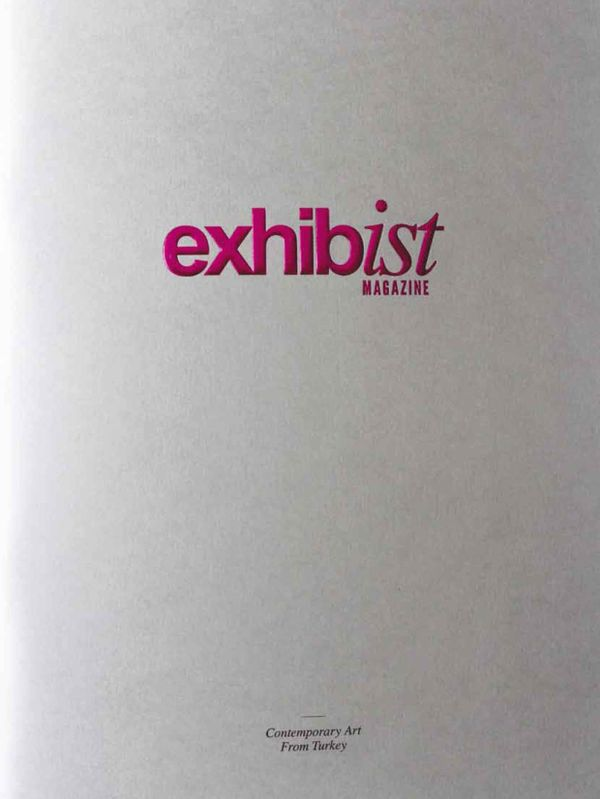 Exhibist Magazine Issue 4