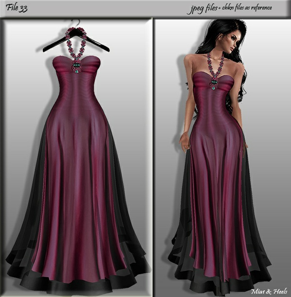 File 33 ( gown )