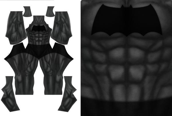 BATMAN DARK KNIGHT RETURNS (version 1) pattern file