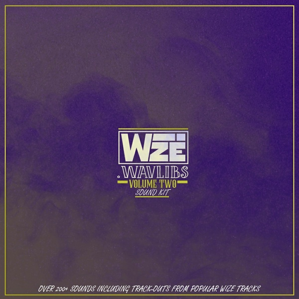 WIZE's .WAVLIB sample pack VOLUME TWO