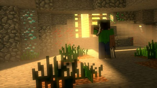 "Minecraft Map ""Mine"" Free"