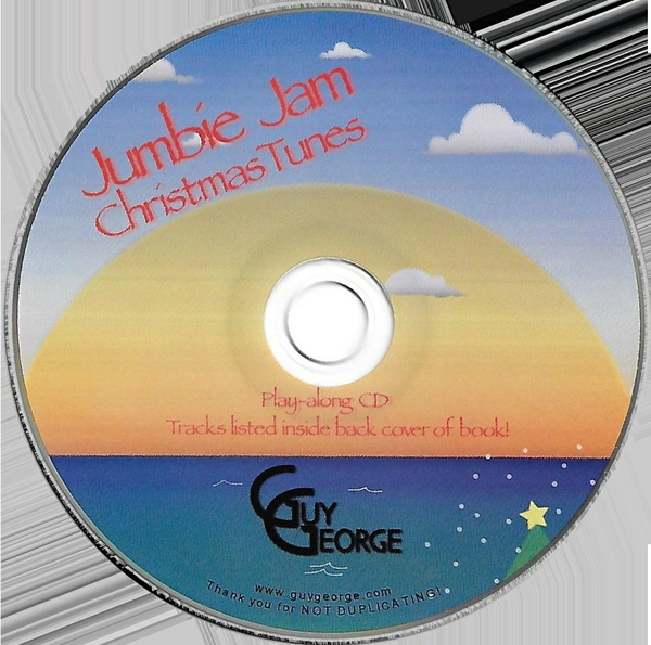 Jumbie Jam Christmas Tunes Play-Along CD
