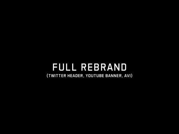 Full Rebrand