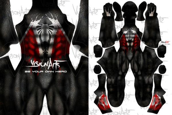 Spawn Symbiote