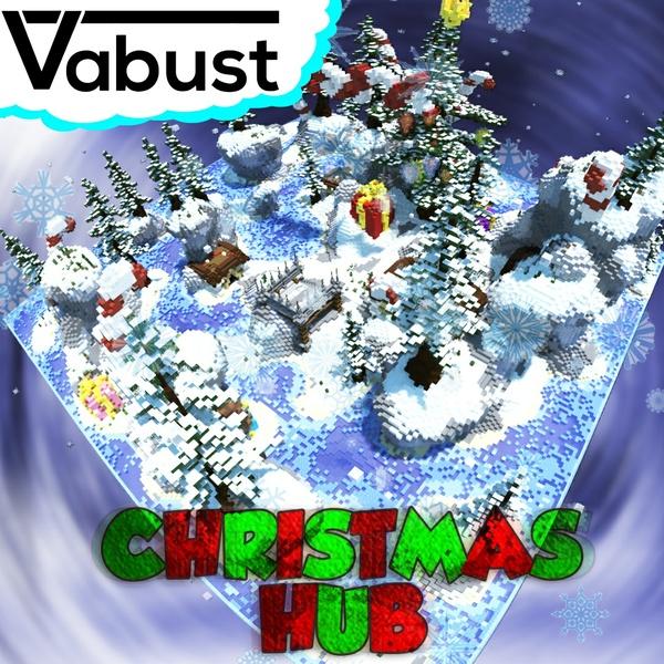 Christmas/Winter Server Hub